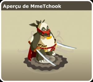 MmeTchook en pandit