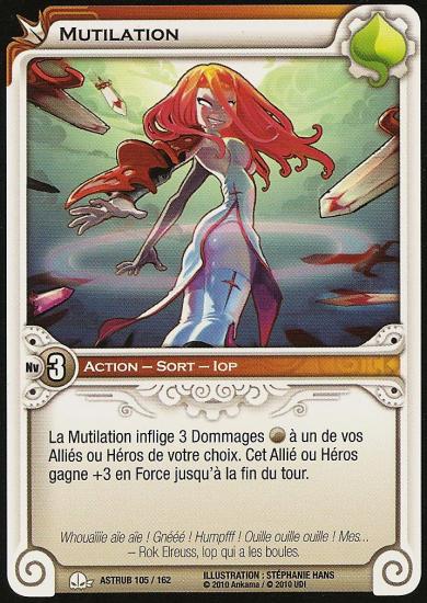 Mutilation - Astrub 105/162