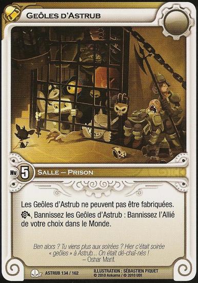 Geôles d'Astrub - Astrub N°134
