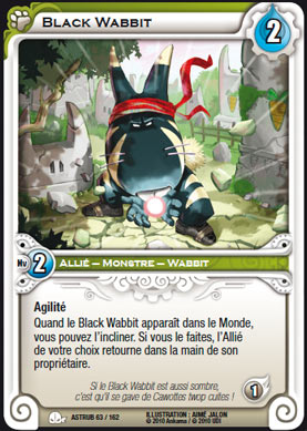carte black wabbit, astrub