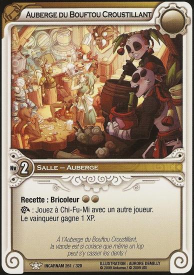 Auberge du Bouftou Croustillant - Incarnam N°261